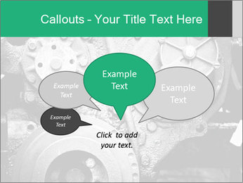 Motor Structure PowerPoint Templates - Slide 73
