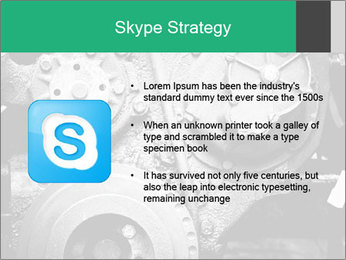 Motor Structure PowerPoint Template - Slide 8