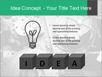 Motor Structure PowerPoint Template - Slide 80