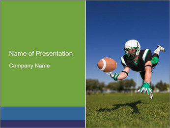 Football Championship PowerPoint Templates - Slide 1