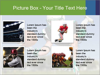 Football Championship PowerPoint Templates - Slide 14