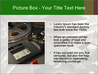 Antique Music Player PowerPoint Template - Slide 13