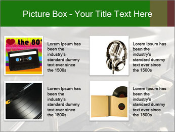 Antique Music Player PowerPoint Template - Slide 14