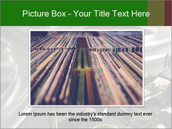 Antique Music Player PowerPoint Template - Slide 16