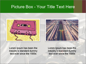 Antique Music Player PowerPoint Template - Slide 18