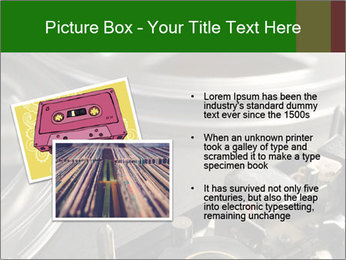 Antique Music Player PowerPoint Template - Slide 20