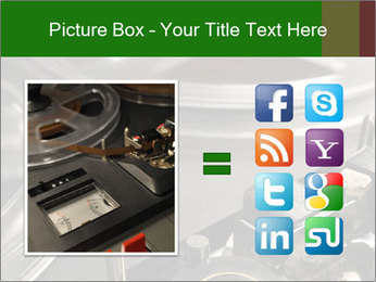 Antique Music Player PowerPoint Template - Slide 21
