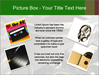 Antique Music Player PowerPoint Template - Slide 24