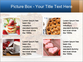 Low Fat Cookies PowerPoint Template - Slide 14
