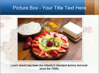 Low Fat Cookies PowerPoint Template - Slide 15