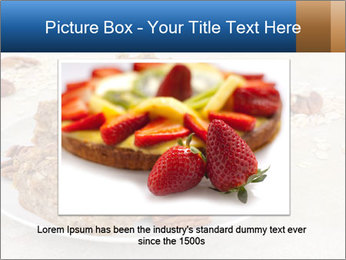 Low Fat Cookies PowerPoint Template - Slide 16