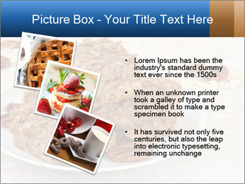 Low Fat Cookies PowerPoint Template - Slide 17