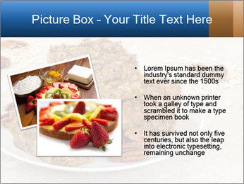 Low Fat Cookies PowerPoint Template - Slide 20