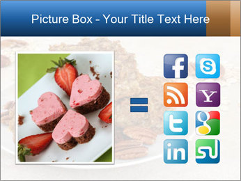 Low Fat Cookies PowerPoint Template - Slide 21
