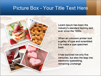 Low Fat Cookies PowerPoint Template - Slide 23