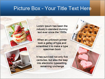 Low Fat Cookies PowerPoint Template - Slide 24