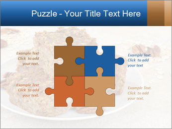 Low Fat Cookies PowerPoint Template - Slide 43