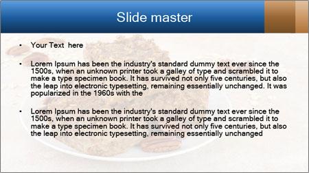 Low Fat Cookies PowerPoint Template - Slide 2
