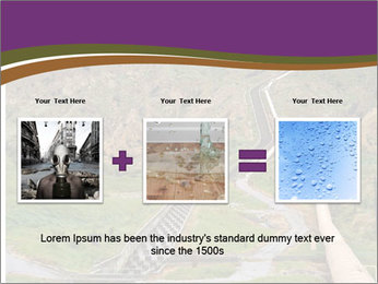 Industrial Pipes PowerPoint Templates - Slide 22