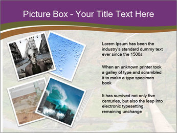 Industrial Pipes PowerPoint Template - Slide 23