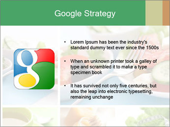Salad Dieting PowerPoint Templates - Slide 10