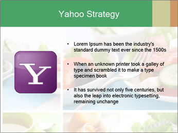 Salad Dieting PowerPoint Templates - Slide 11