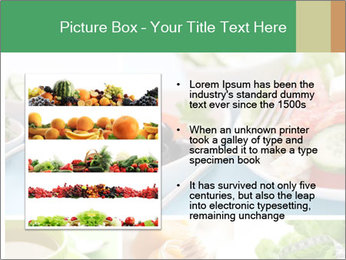 Salad Dieting PowerPoint Templates - Slide 13