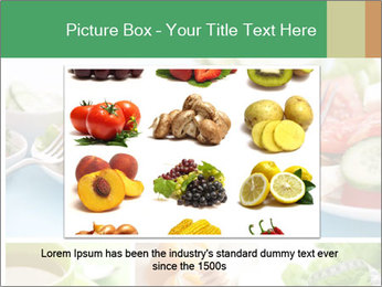 Salad Dieting PowerPoint Templates - Slide 15