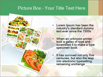 Salad Dieting PowerPoint Templates - Slide 17