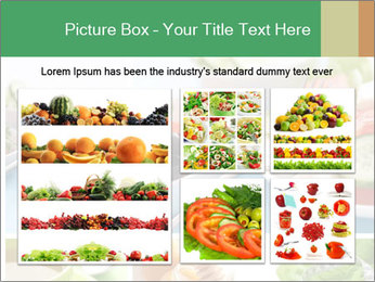 Salad Dieting PowerPoint Templates - Slide 19