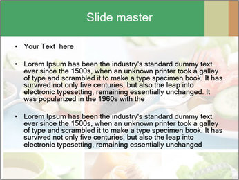 Salad Dieting PowerPoint Templates - Slide 2