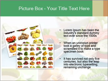 Salad Dieting PowerPoint Templates - Slide 20