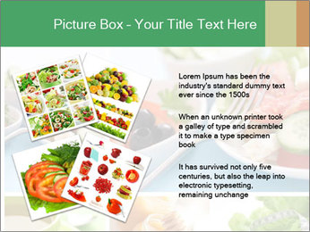 Salad Dieting PowerPoint Templates - Slide 23