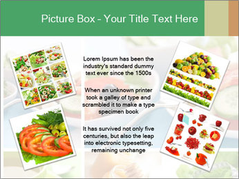 Salad Dieting PowerPoint Templates - Slide 24