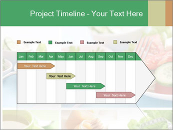 Salad Dieting PowerPoint Templates - Slide 25