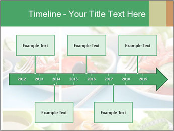 Salad Dieting PowerPoint Templates - Slide 28