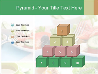 Salad Dieting PowerPoint Templates - Slide 31
