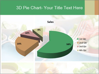 Salad Dieting PowerPoint Templates - Slide 35