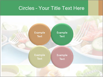 Salad Dieting PowerPoint Templates - Slide 38