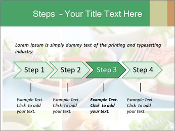 Salad Dieting PowerPoint Templates - Slide 4