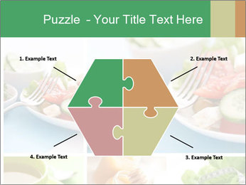 Salad Dieting PowerPoint Templates - Slide 40
