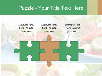 Salad Dieting PowerPoint Templates - Slide 42