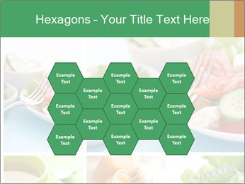 Salad Dieting PowerPoint Templates - Slide 44