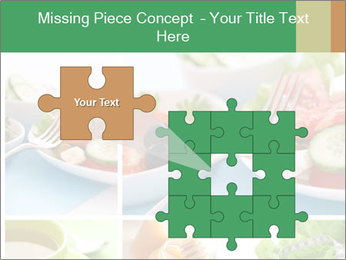 Salad Dieting PowerPoint Templates - Slide 45