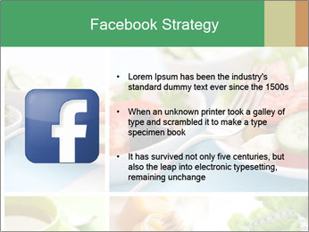 Salad Dieting PowerPoint Templates - Slide 6