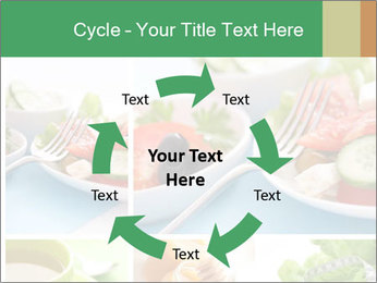 Salad Dieting PowerPoint Templates - Slide 62