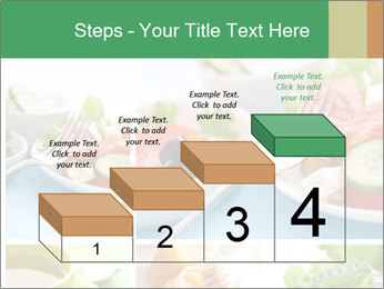 Salad Dieting PowerPoint Templates - Slide 64