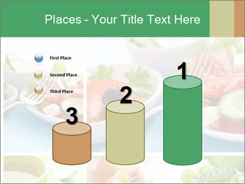 Salad Dieting PowerPoint Templates - Slide 65
