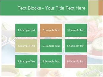 Salad Dieting PowerPoint Templates - Slide 68
