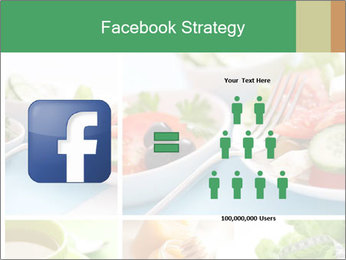Salad Dieting PowerPoint Templates - Slide 7